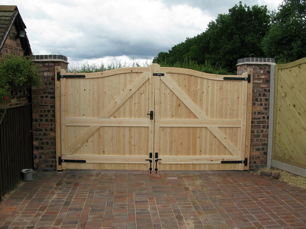 Fence Gate - Minecraft Wiki